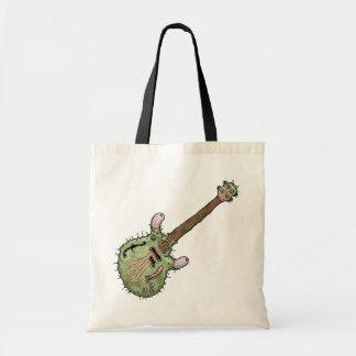Ecclectric Guitar Tote Bag