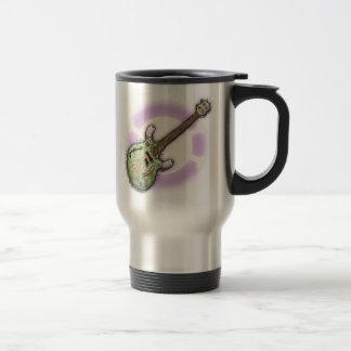 Ecclectric Guitar Travel Mug