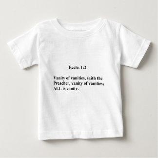 Eccles 1:2 baby T-Shirt