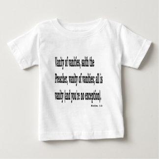 Eccles. 1:2, w2 baby T-Shirt