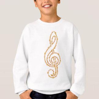 Eccles Clef Logo Sweatshirt
