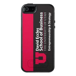 Eccles Entrepreneurship Strategy OtterBox iPhone 5/5s/SE Case