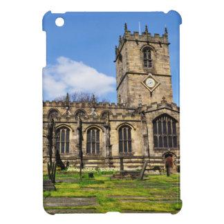 Eccles field church sheffield iPad mini cover