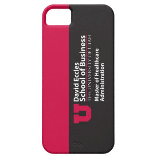 Eccles Healthcare Administration iPhone 5 Covers