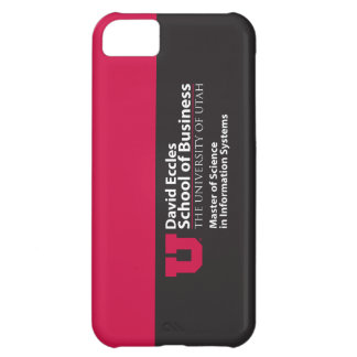 Eccles Information Systems iPhone 5C Cover