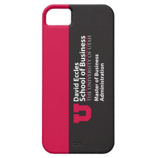 Eccles MBA iPhone 5 Cover