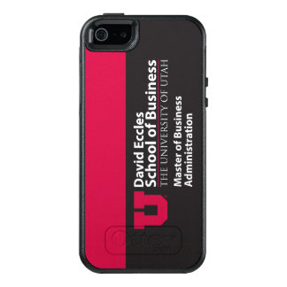 Eccles MBA OtterBox iPhone 5/5s/SE Case