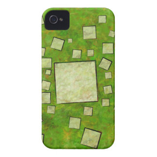 Eccletinos V1 - mosaic map iPhone 4 Case-Mate Case