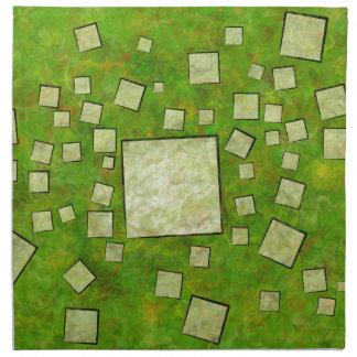 Eccletinos V1 - mosaic map Napkin