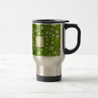 Eccletinos V1 - mosaic map Travel Mug
