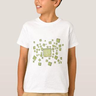 Eccletinos V1 - mosaic map without back T-Shirt