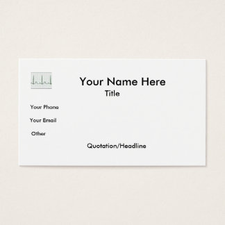 ECG Business Card