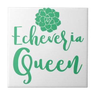 echevaria queen tile