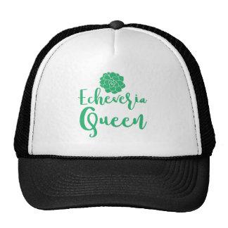 echevaria queen trucker hat