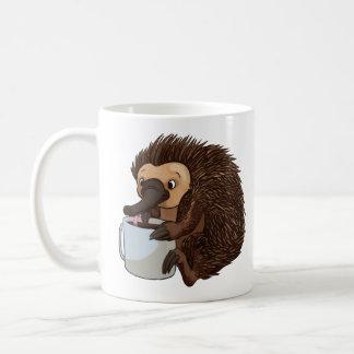 Echidna Coffee Coffee Mug
