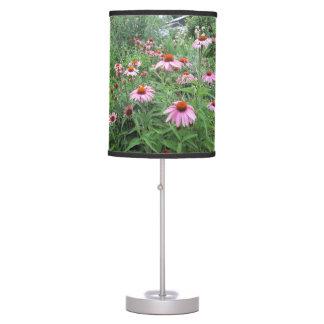 Echinacea Cornflower Table Lamp