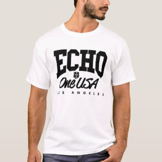 Echo1USA Crooked Light Tee