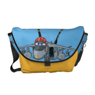 Echo 2 messenger bag