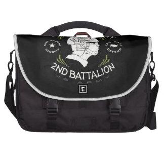 Echo Company 2nd Battalion 54th Infantry Regiment Laptop Bags
