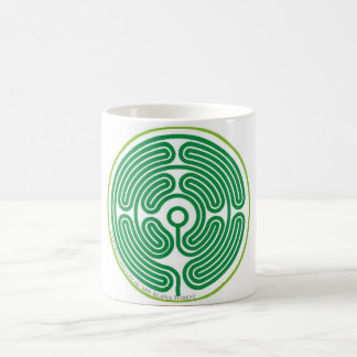 echo labyrinth august mug