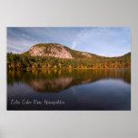 Echo Lake New Hampshire  Print