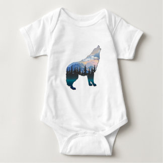 Echo of Yellowstone Baby Bodysuit
