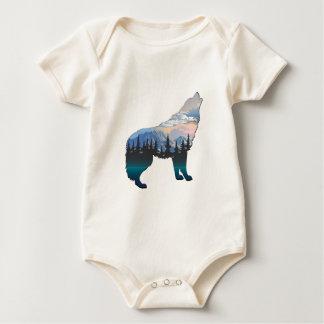 Echo of Yellowstone Baby Bodysuit