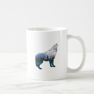 Echo of Yellowstone Coffee Mug