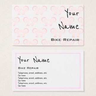 """Echoes"" Bike Repair Business Cards"