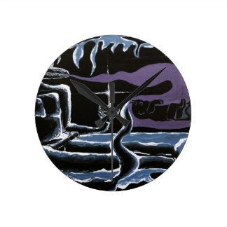 Echoes Of Sleep - Custom Print! Wallclock
