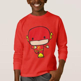Éclair bilatéral de Chibi T-shirt