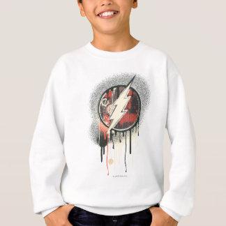 Éclair - symbole tordu d'innocence t-shirts