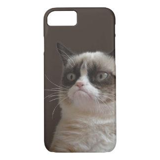 Éclat grincheux de chat coque iPhone 7