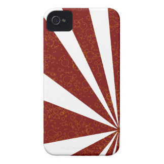 Éclat rouge coques iPhone 4 Case-Mate
