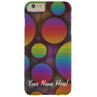 Eclectic Artsy Modern Circle Pattern Phone Case