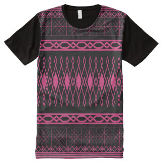 Eclectic Pattern (save) All-Over-Print T-Shirt