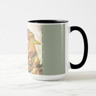 Eclectic Pheasant mug
