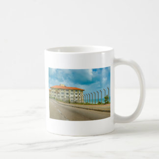 Eclectic Style Building Natal Brazil Coffee Mug