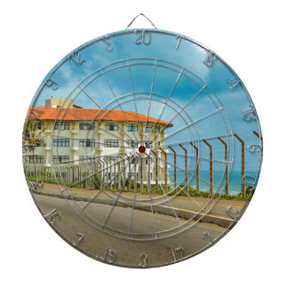 Eclectic Style Building Natal Brazil Dartboard