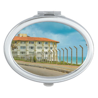 Eclectic Style Building Natal Brazil Makeup Mirror