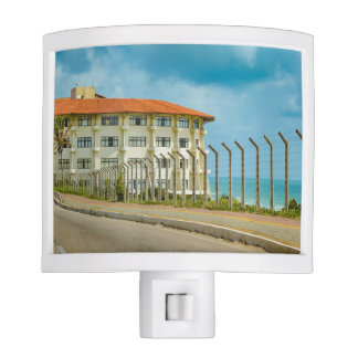 Eclectic Style Building Natal Brazil Nite Light