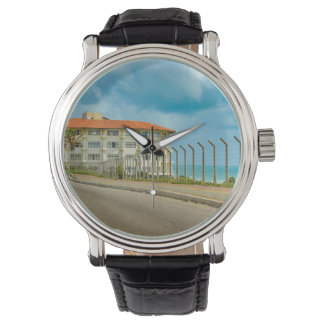 Eclectic Style Building Natal Brazil Watches