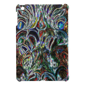 Eclectic Vintage Stained Glass iPad Mini Case