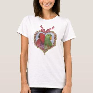 Eclectus Pair T-Shirt