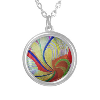ECLIPSE 10_result.JPG Silver Plated Necklace
