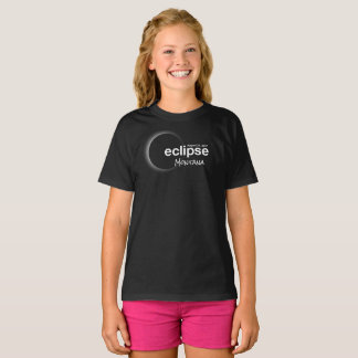 Eclipse 2017 - Montana T-Shirt