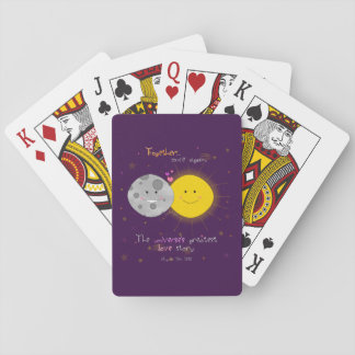 Eclipse 2017 playing cards