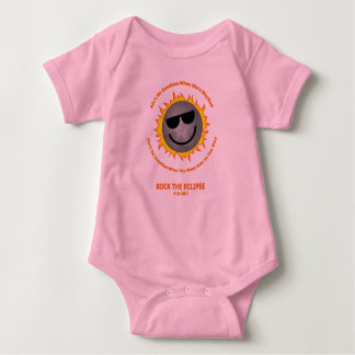 Eclipse Baby Body Suite Baby Bodysuit