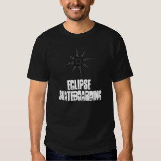 Eclipse Basic Black Tee