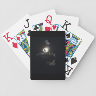 eclipse bicycle playing cards